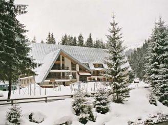 Гірськолижний курорт «Синевир»