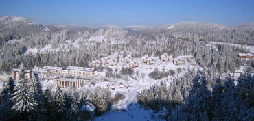 Ski resort Tisovec