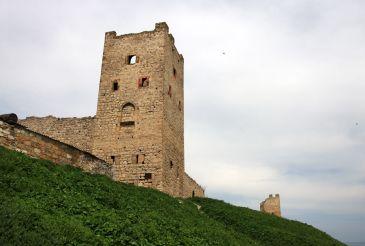 Башня Климента VI (Папы Римского), Феодосия