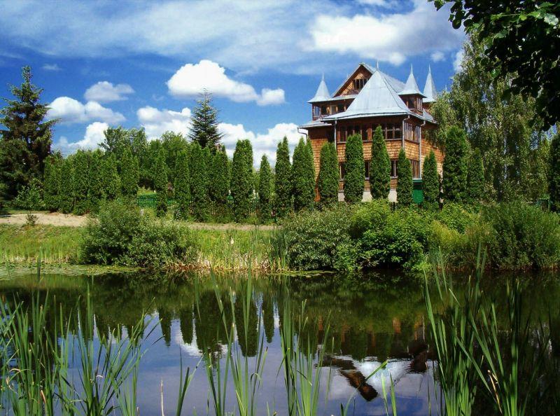 Ботанічний сад Житомир