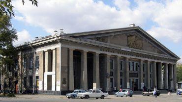 Дворец культуры железнодорожников, Луганск