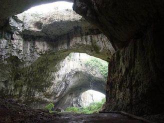 Кіїк-Коба (Дика печера)