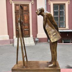 Памятник Зрителю, Одесса