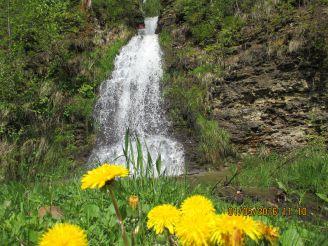Ілемнянський водоспад