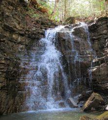 Водопад Дзвинка