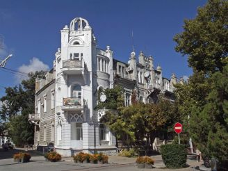Theatre Square, Evpatoria