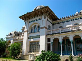 Дача Стамболі (Музей підводної археології)
