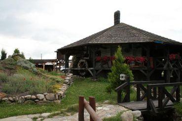Restaurant Hutsul yard