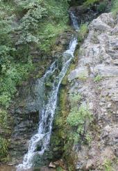 Водопад Сыкавка