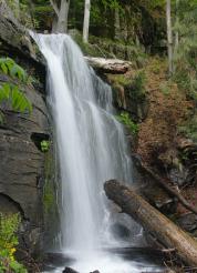 Водоспад Юнтур