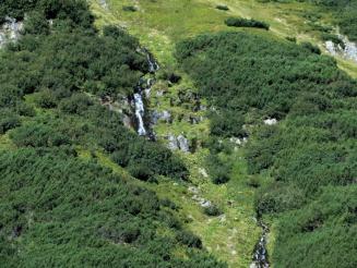 Гаджинські водоспади