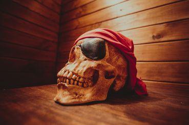 Квест комната Пиратское золото XRoom, Днепр