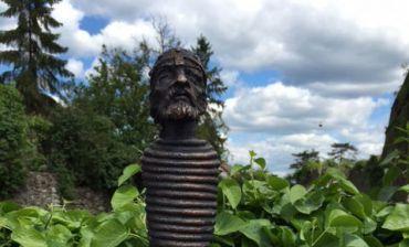 Mini-sculpture to Laborec, Uzhhorod