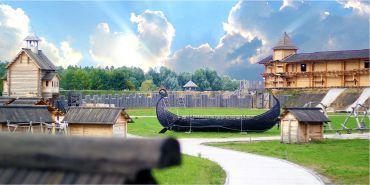 Стародавній Київ в «Парку Київська Русь»