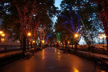 Приморський бульвар, Одеса