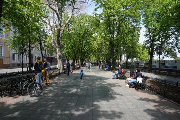 Думская площадь, Одесса
