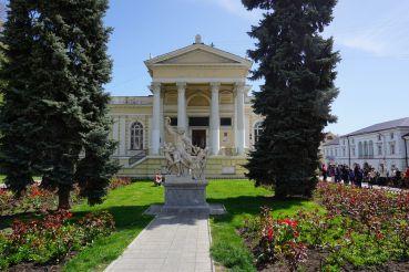 "The sculpture ""Laocoon"", Odesa"