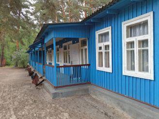 База отдыха Паляница, Тимченки