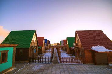 База отдыха «Поляна удачи», Приморское