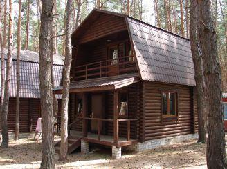 База отдыха Сосновая, Бугаевка