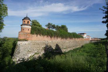 Дубенський замок, Дубно