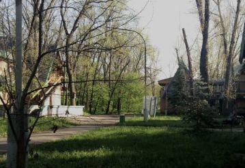 База отдыха Дубрава, Хащевое