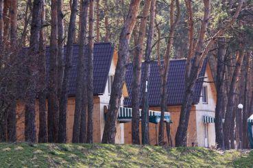База отдыха Лесная на Самаре, Песчанка