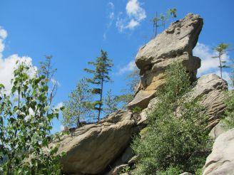 Скелі Кінашки