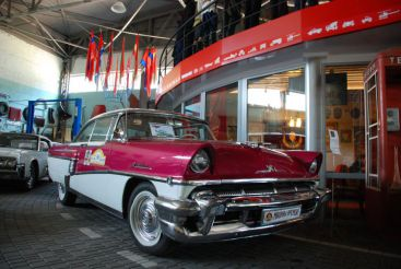 Antique Car Museum Time Machine, Dnepropetrovsk