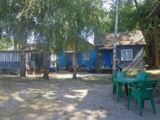 База отдыха Деснянские ивы, Пуховка