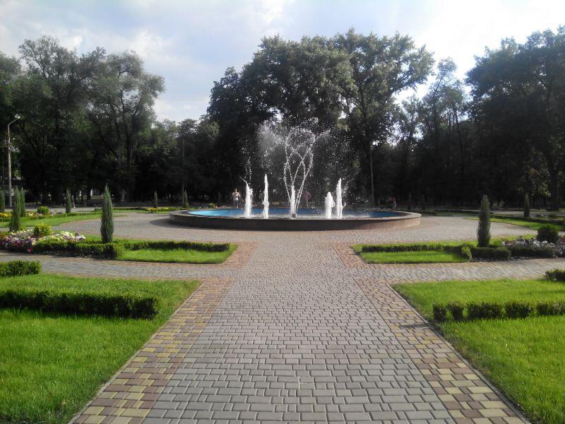 Парк имени Федора Мершавцева, Кривой Рог — фото, описание, карта