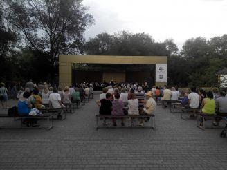 Концерт у парку