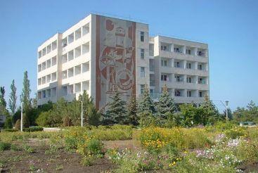 База отдыха Бригантина, Счастливцево