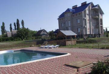 Приватний пансіонат Дихання сонця, Черноморка