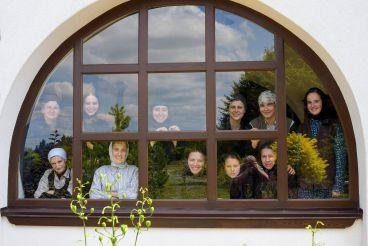 Женский монастырь иконы Божией Матери «Отрада и Утешение», Великая Ольшанка