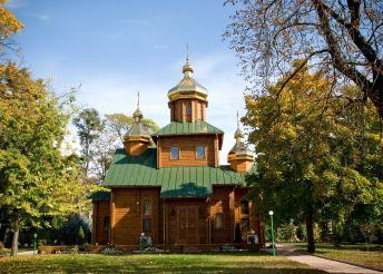 Храм св. Владимира и Людмилы, Одесса