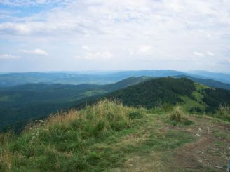 Skole Beskids National Park