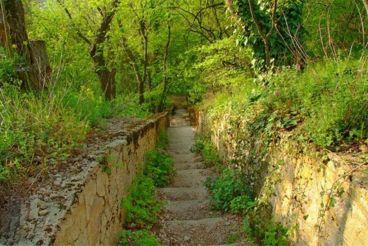 Чортові сходи (Шайтан-Мердвен)