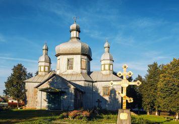 Воскресенська церква, Лебедин