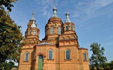 Миколаївська церква, Пустовійтівка