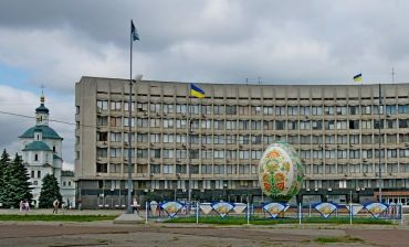 Independence Square, Sumy