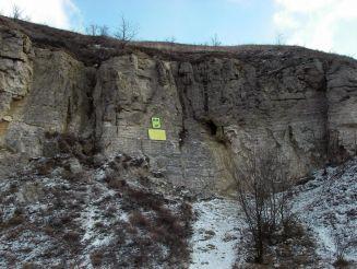 Пещера «Атлантида», Завалье