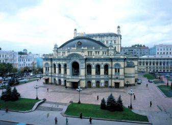 Национальная опера имени Тараса Шевченко, Киев