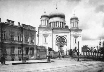 Десятинная церковь, Киев