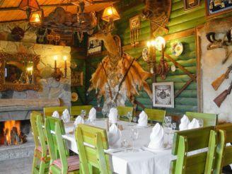 Ресторан Авто-гриль Мисливець