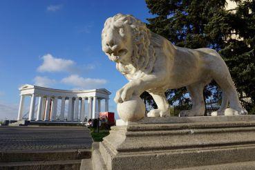 Колонада Воронцовського палацу, Одеса