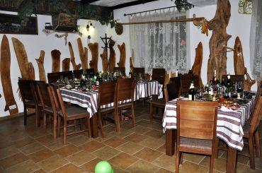 Restaurant at Tsimbora