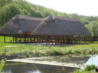Музейно-етнографічний комплекс Дикий хутір, Буда