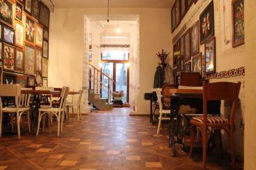 Ресторан Світлиця Мулярова