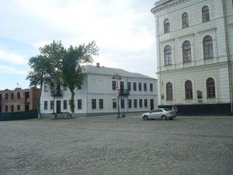 Площадь Армянский рынок, Каменец-Подольский